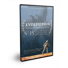 Evoluution Akilleen kantapäät DVD (6-10 kpl)