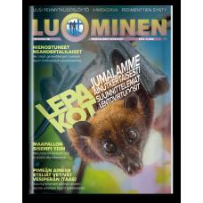 Luominen-lehti numero 38